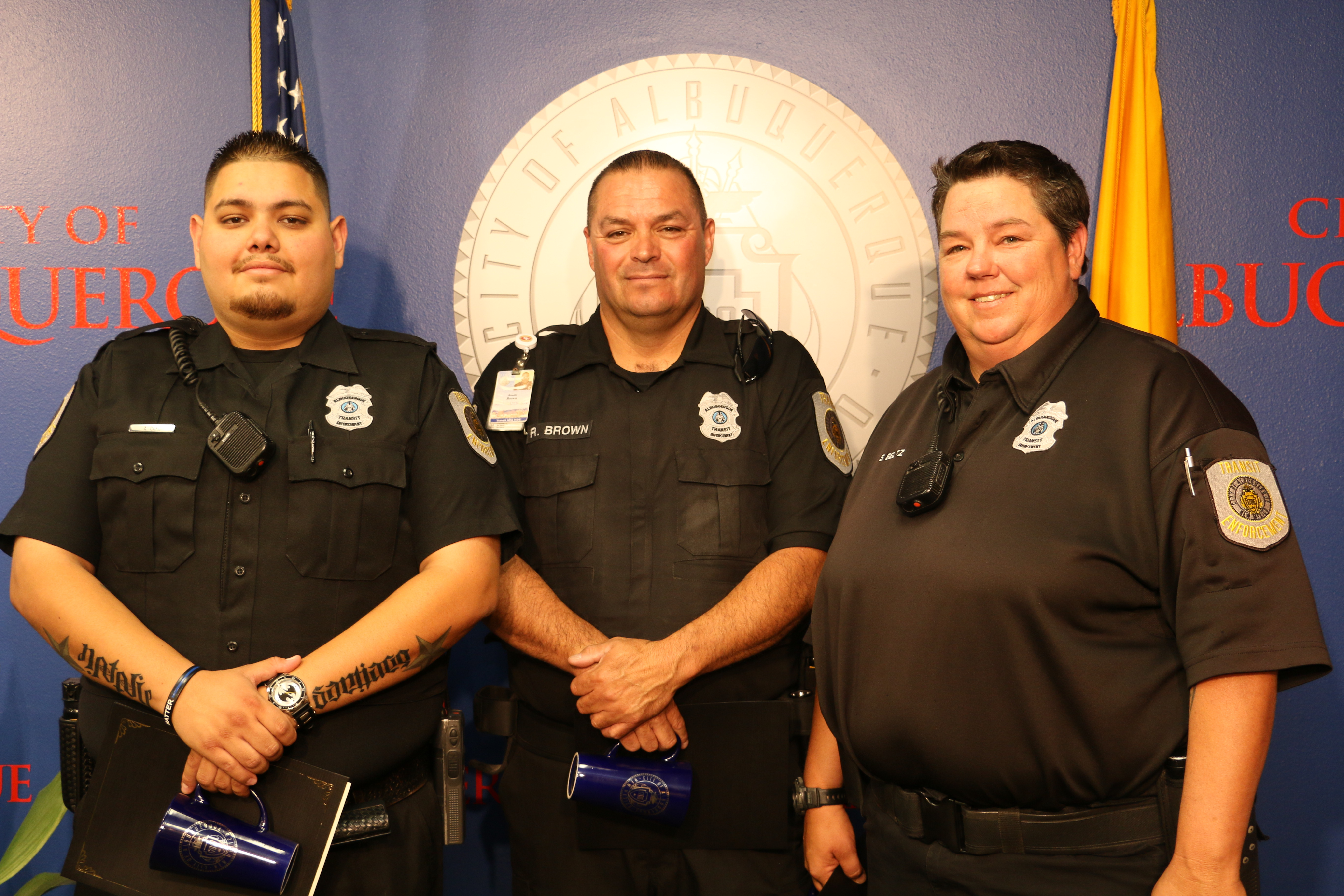 Employees of the Week-Security-7-7-17