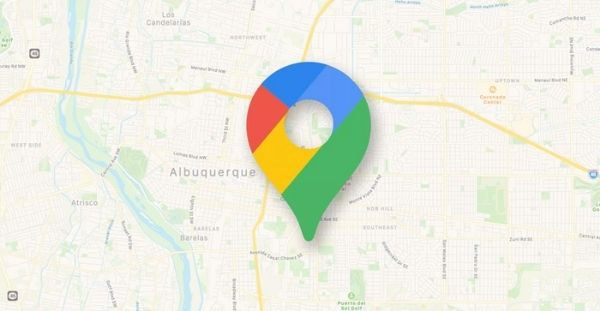The Google Maps Icon