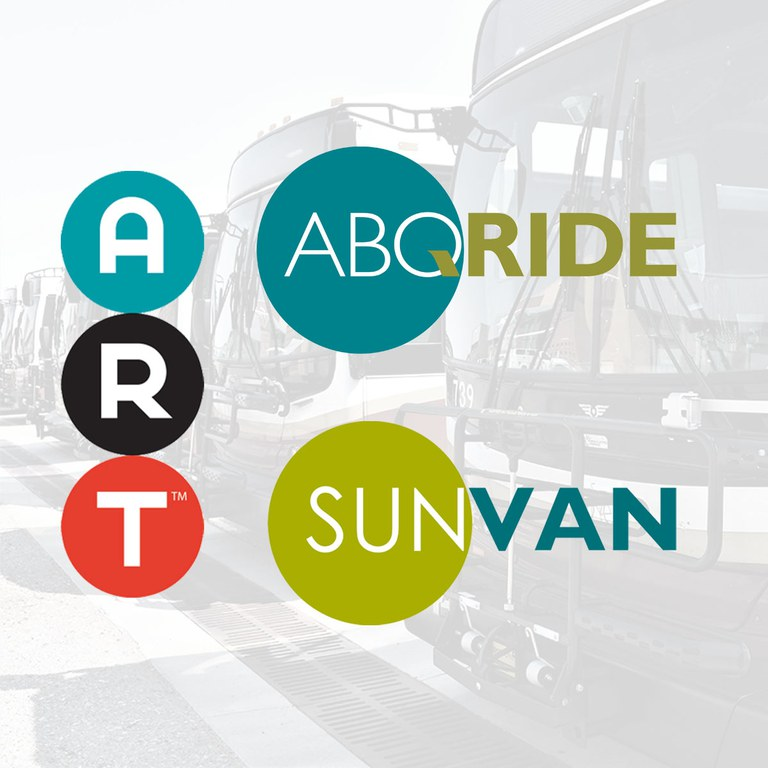 ART ABQRIDE Sun Van graphic