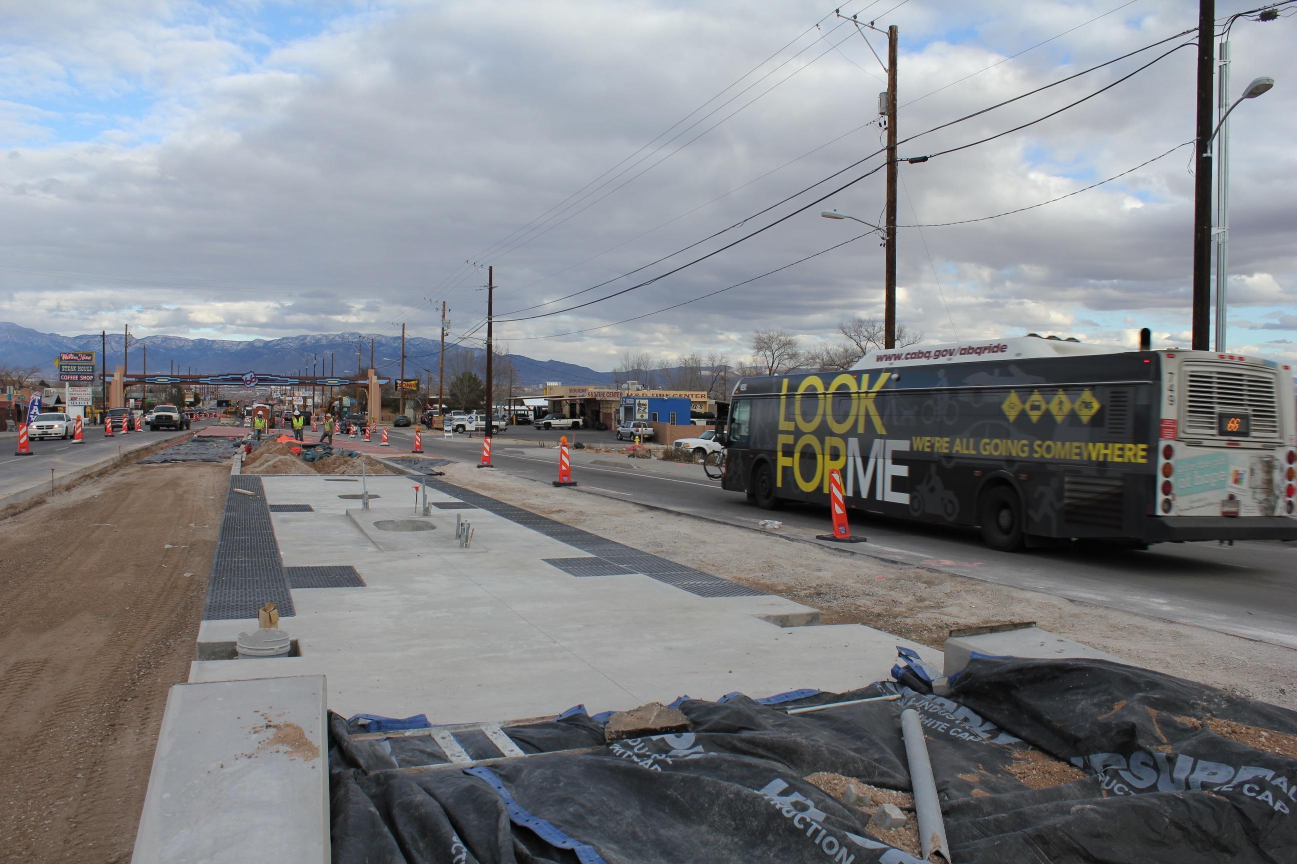 ART platform-Coors-eastbound--1-17