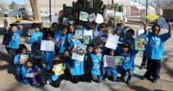 Kids in Motion Participants