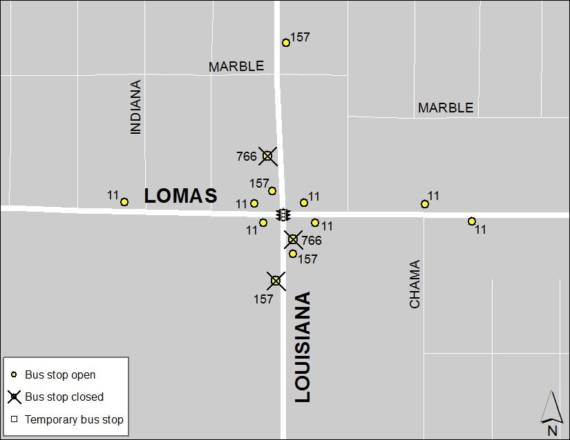 Lomas & Louisiana 3-28