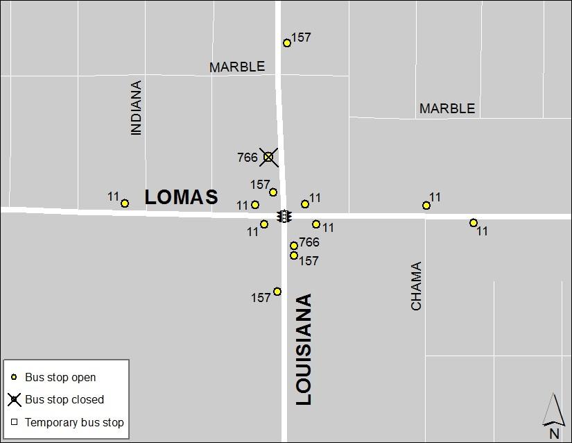 Lomas & Louisiana 3-15