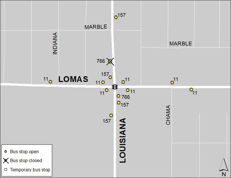 Lomas & Louisiana 4-13