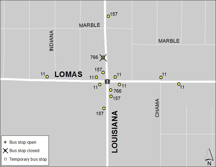 Lomas & Louisiana 4-27
