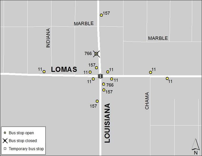 Lomas & Louisiana 4-7