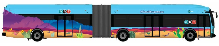 ART Bus-New Flyer-Mountain Design
