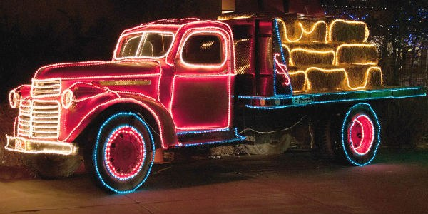 Park & Ride Shuttle to River of Lights.