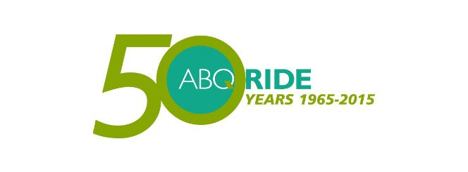 ABQRide Slider Logo