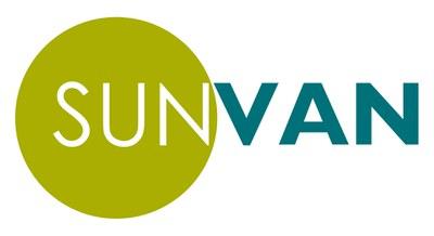 Image of the Sun Van logo.