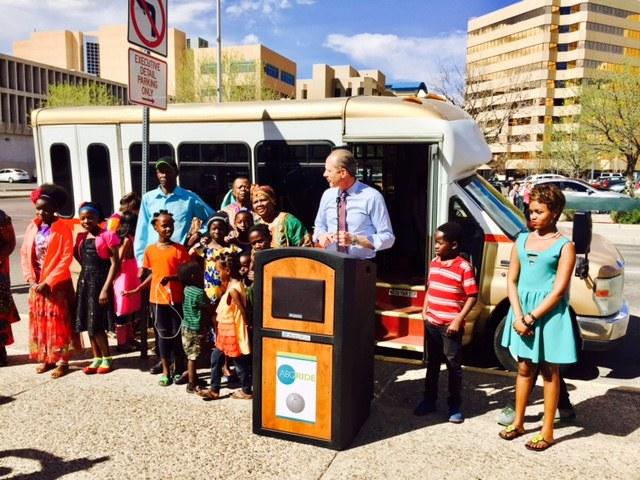 Sun Van Donated-wide