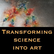 Button transforming science into art