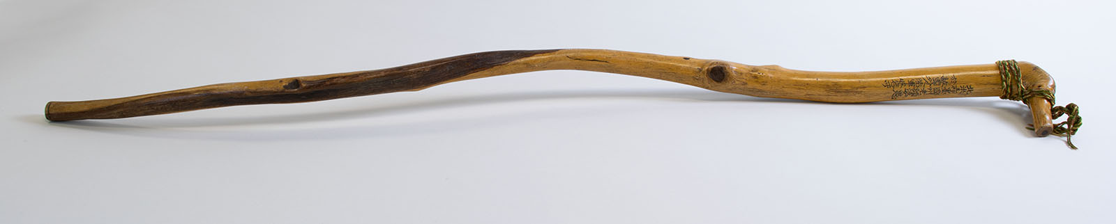 Cane from Lordsburg, NM Internment Camp ca. 1940s