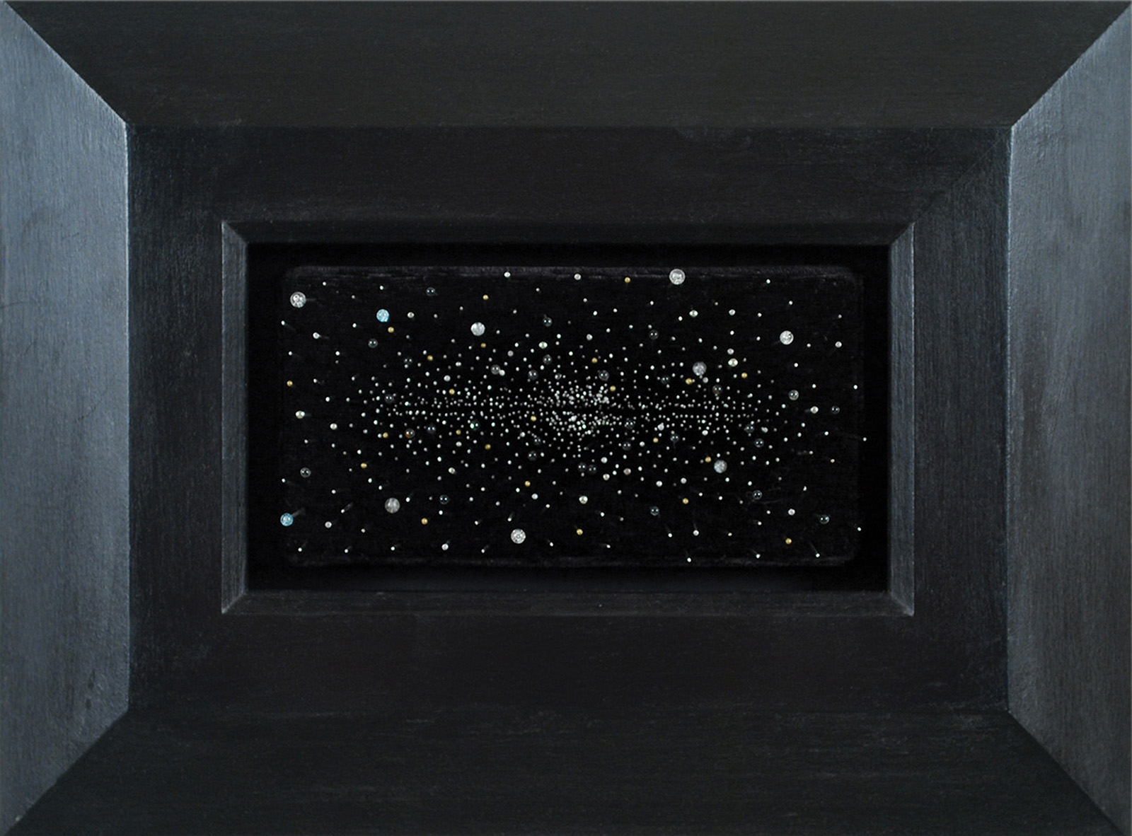 Leigh Anne Langwell, Distant Fires: Private Universe, Galaxy no. 5, 2012