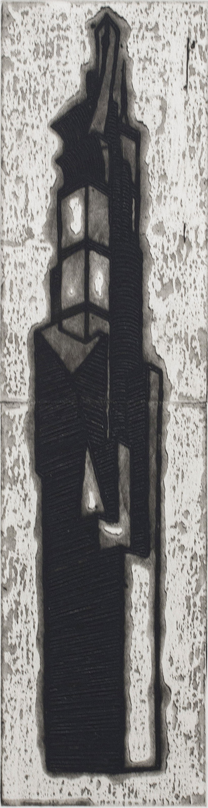 Nicola López, Ideal Structures for a Dubious Future  (Tallest Tower), 2012