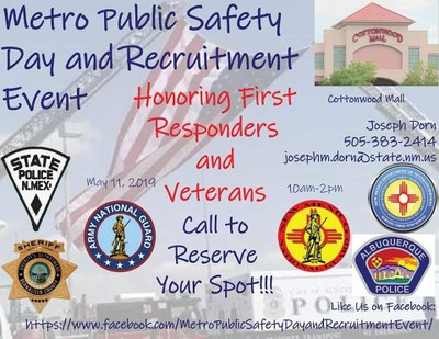 2019 Metro Public Safety Day & Recruitment Event