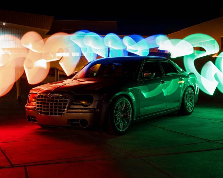 Aiden Bennett, 3 Colored Chrysler