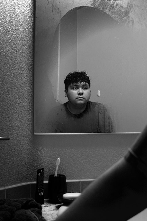 Andres Lopez, Emotions Through a Mirror
