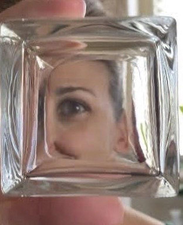 Isabella Aguilar, Eye Glass