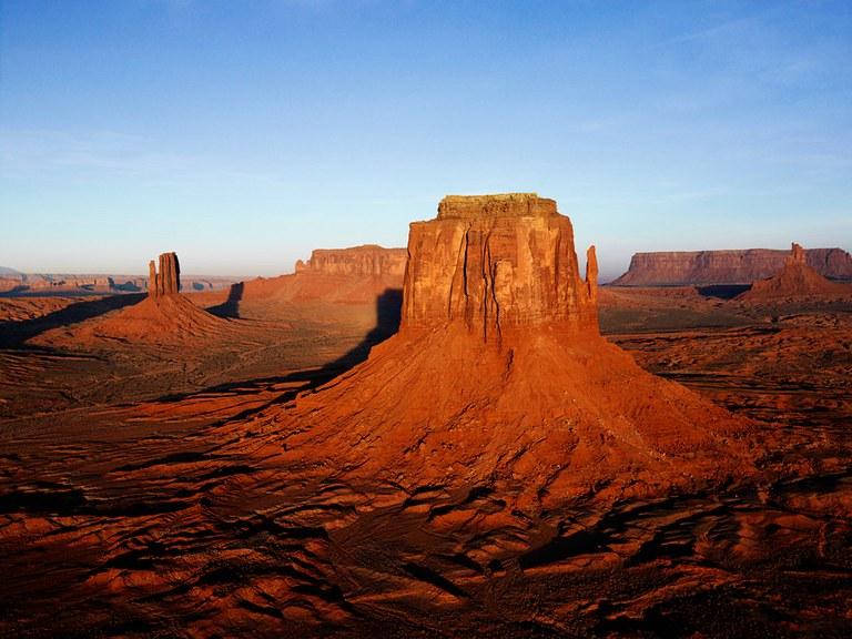 Sample desert picture