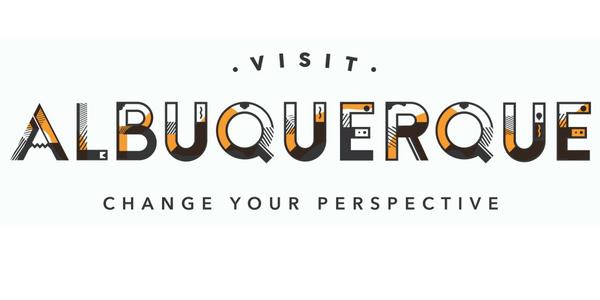 The Visit Albuquerque Logo