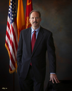 Mayor Richard J. Berry Official Picture