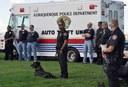 Police Department Attend Balloon Fiesta Park Announcement
