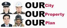 Property Crime Logo