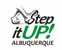 Step It Up! Albuquerque Logo