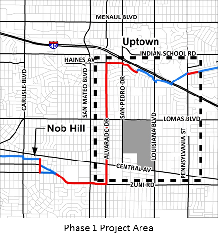 50-Mile Activity Loop Map-Phase 1