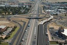 Paseo del Norte @ I-25 Interchange