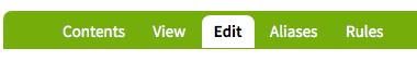 Edit Tab in Plone