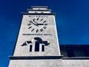 Alvarado Transportation Center Clock