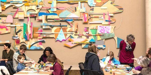 Tile: 3rd Thursday at the Albuquerque Museum